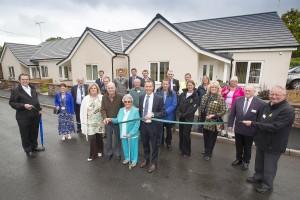Greystoke bungalow opening